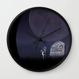 YOLO? Wall Clock