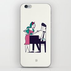 Play it again iPhone & iPod Skin