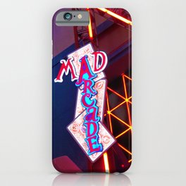 Mad Tea ParTy 9 iPhone Case