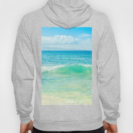 Ocean Blue Beach Dreams Hoody