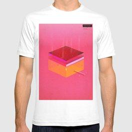 Toast: Facebook Shapes & Statuses T-shirt