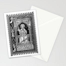 Christ in Majesty Stationery Cards