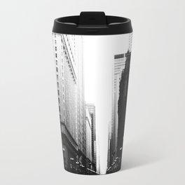 Chicago Street Metal Travel Mug