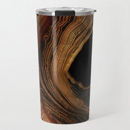 Tiger's Eye Canyon Travel Mug