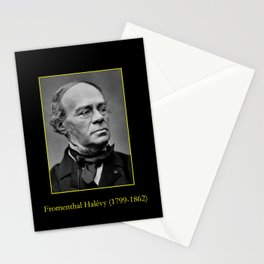 Etienne Carjat- portrait of Halevy Stationery Cards