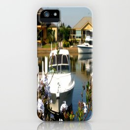 For the Rich & Famous - Paynesville iPhone Case