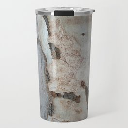 Bark Of A Eucalyptus Tree  Travel Mug