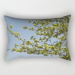 Spring buds Rectangular Pillow