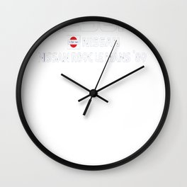 Calsonic Nissan - Retro Le Mans Wall Clock