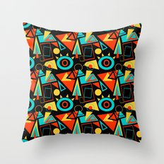 Graphiceye Throw Pillow