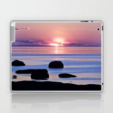 Saint-Lawrence River Sunset Laptop & iPad Skin