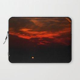 The Hidden Sun Laptop Sleeve
