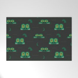 See you later alligator (Patterns Please) Welcome Mat