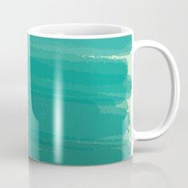Sea Foam Dream Ombre Coffee Mug
