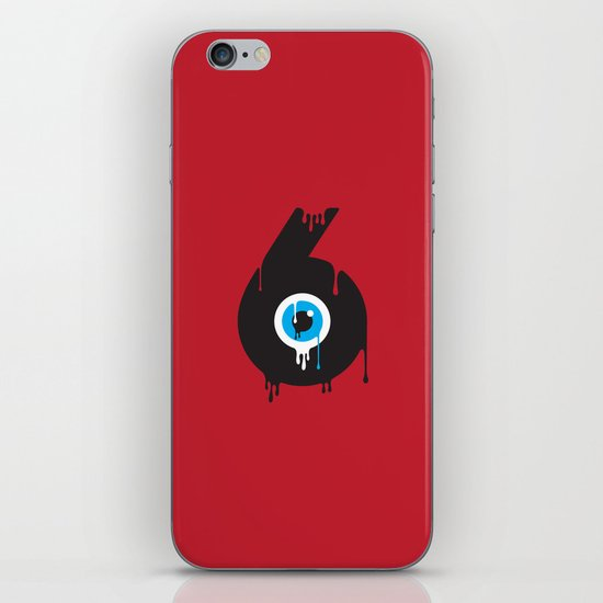 Paint your Society iPhone & iPod Skin