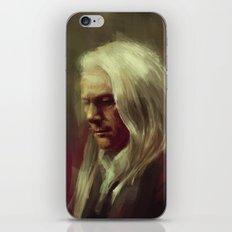 Lucius iPhone Skin