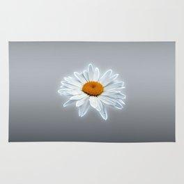 Glowing Daisy Rug