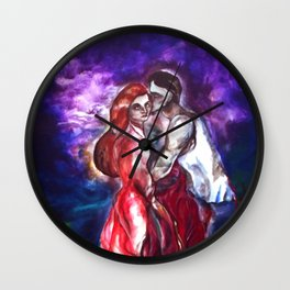 Delusional Thoughts Wall Clock