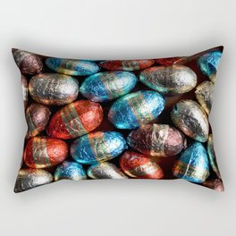 Easter eggs Rectangular Pillow