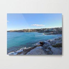 Ocean Lookout Metal Print