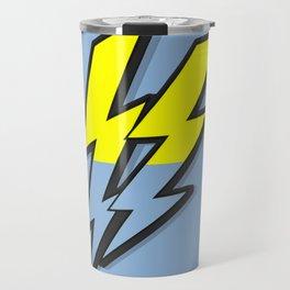 zeus! light blue Travel Mug