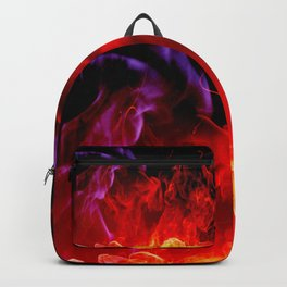 The Golden Flame Backpack