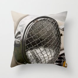 Vintage Car 11 Throw Pillow