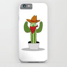 Cowboy Cactus iPhone 6s Slim Case