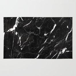 Dark marble Rug