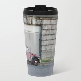 Persian Streets Travel Mug