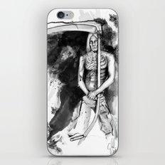 IGGY POP by carographic, Carolyn Mielke iPhone & iPod Skin