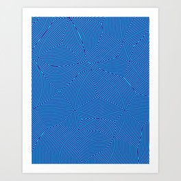 monkees Art Print
