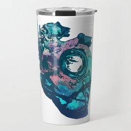 Dishonored - The Heart (Blue) Travel Mug