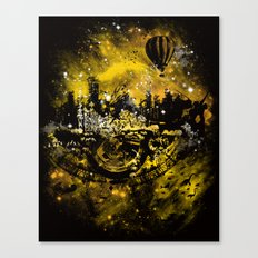 astral ark 2 Canvas Print
