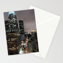 Downtown LA Stationery Cards