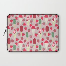 Berries&Cream Laptop Sleeve