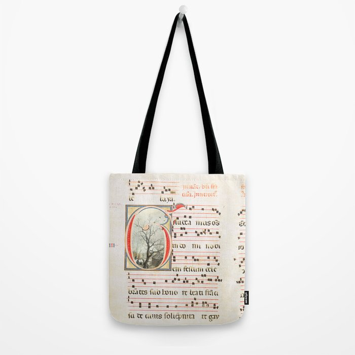 Marking Time Tote Bag