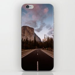 El Capitan Sunset iPhone Skin