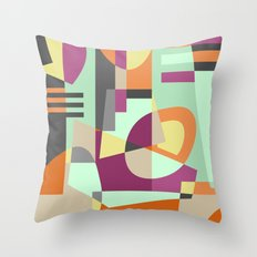 Geometric#11 Throw Pillow