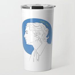 Call Me By Your Name (Timothée Chalamet) Travel Mug