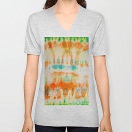 rainbow sun Unisex V-Neck