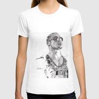 tyler durden T-shirts featuring Tyler Durden by Rik Reimert