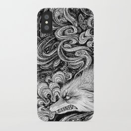 Swamp witch iPhone Case