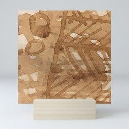 Fundamental manifestations Mini Art Print