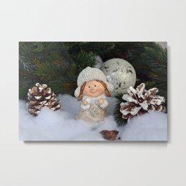 Christmas magic 18. Metal Print