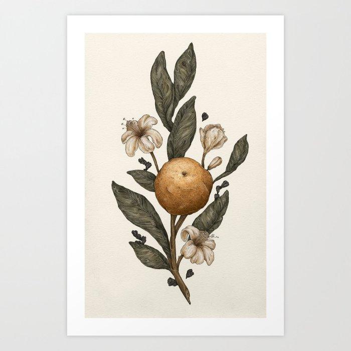 Clementine Kunstdrucke