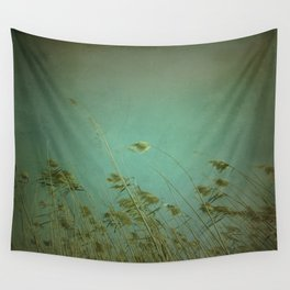 When the wind blows Wall Tapestry