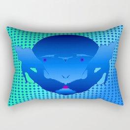 1207 Bluebeard ... Rectangular Pillow