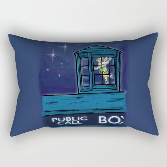 Stowaway Rectangular Pillow