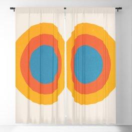 Bauhaus Circles: 1919 Exhibition Blackout Curtain